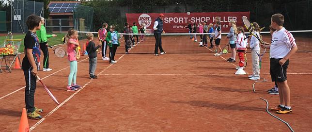 LSV Ferienpassaktion Tennis2